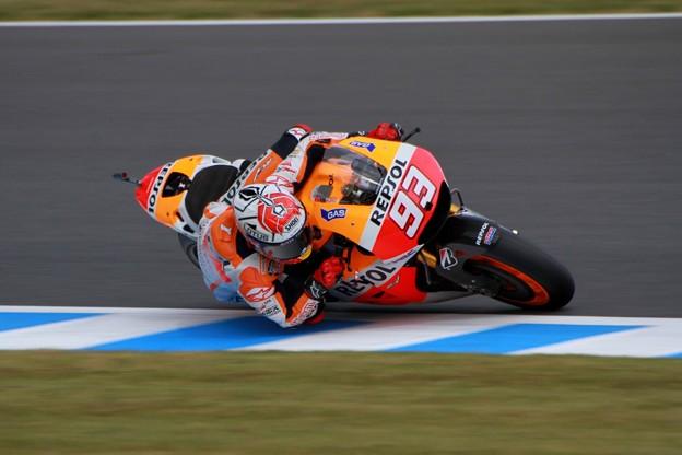 Marc Marquez/日本GPもてぎ