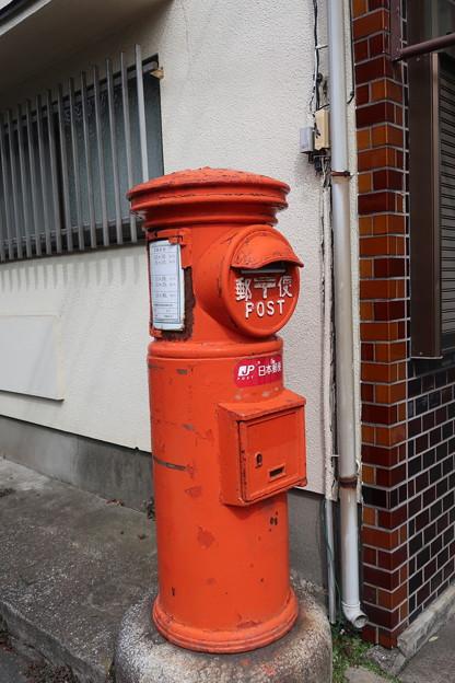 郵便ポスト(現役)