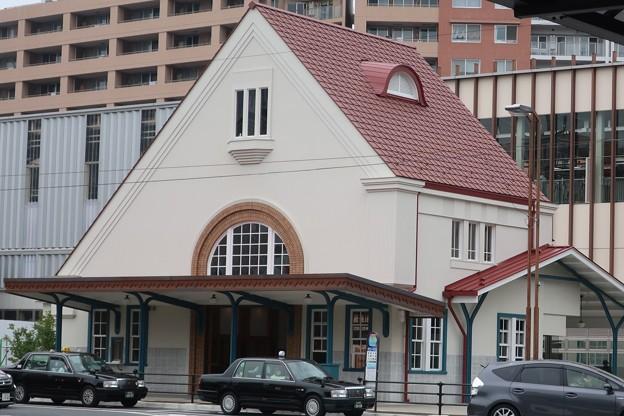 国立駅(旧駅舎)