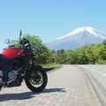 Photos: V-スト、富士山と~