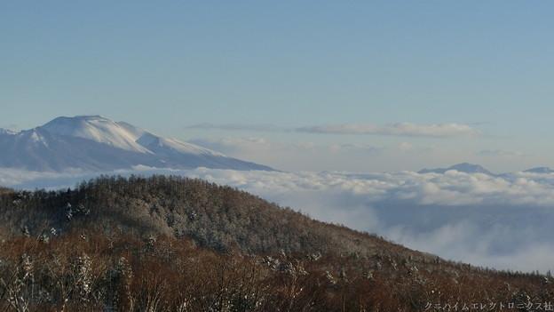 雲の上から~雲海