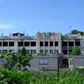 津波被害の学校