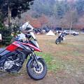 Photos: バイクキャンプ