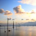 Photos: 電柱海岸の隣の電柱海岸