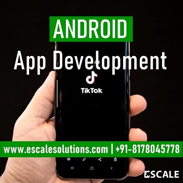 Top Android App Development Company in Delhi