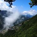 天空の村、日本のチロル、下栗の里