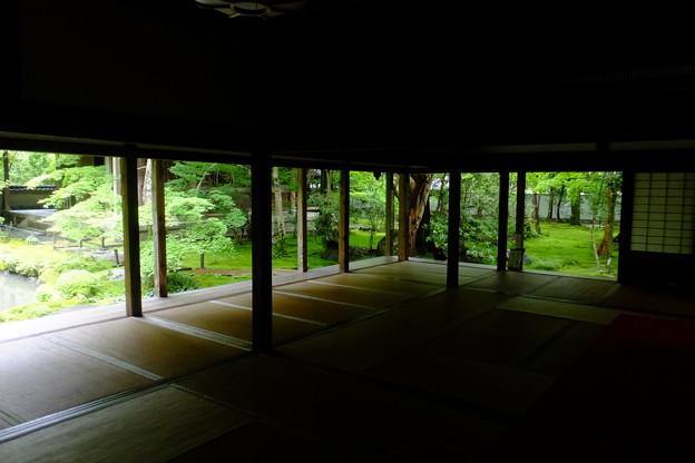 京都市左京区蓮華寺