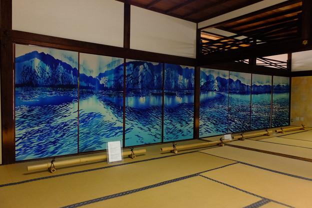 Photos: 建仁寺美しい襖絵その2