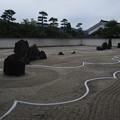 Photos: 広さと渋さを誇る枯山水庭園