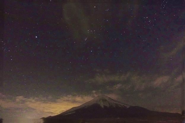 10.星空の富士
