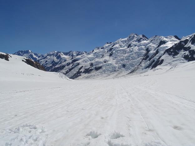 21.タスマン氷河源流