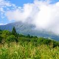 Photos: 秋雲かかる