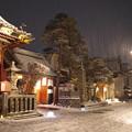 Photos: 雪の日