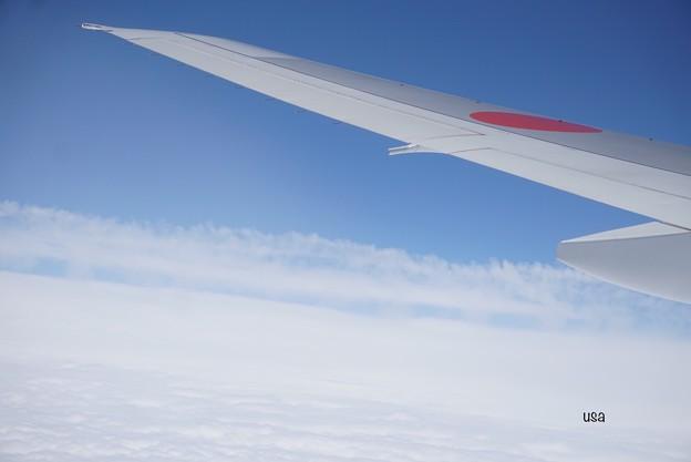 「雲」のさざ波