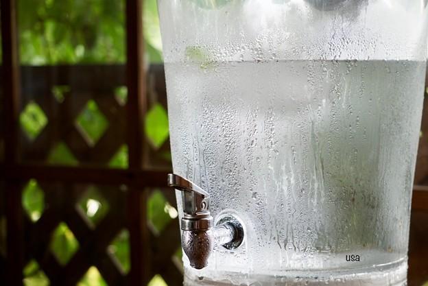 水のクーラー