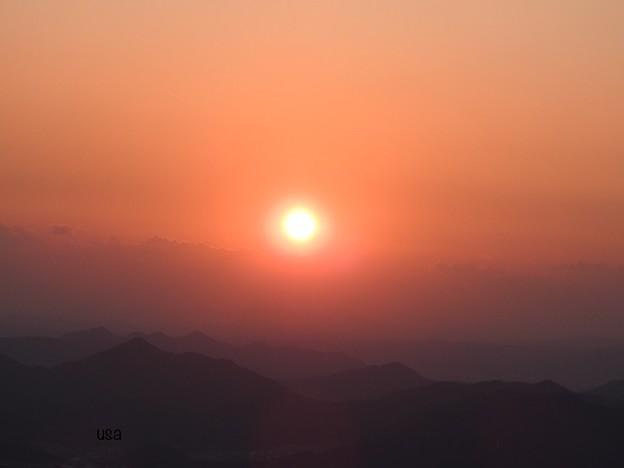 暖かい太陽