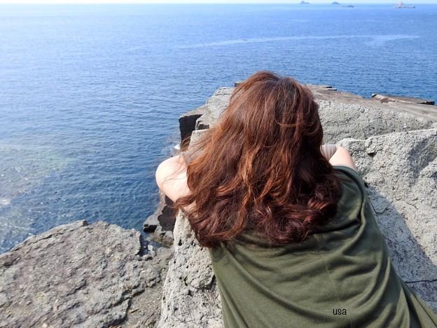 海は、広いな、大きいな~