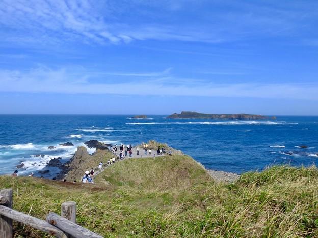 最北限の地 スコトン岬