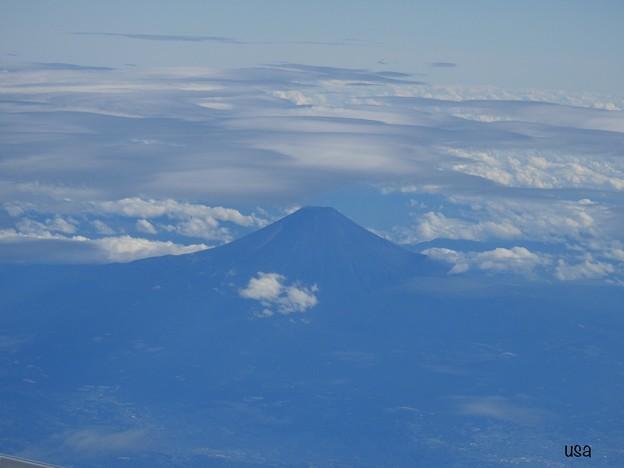 美しい富士山