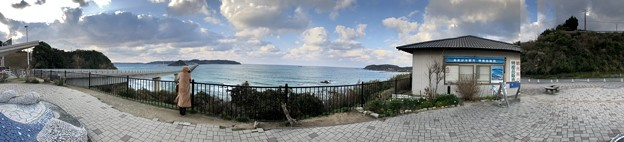panorama角島