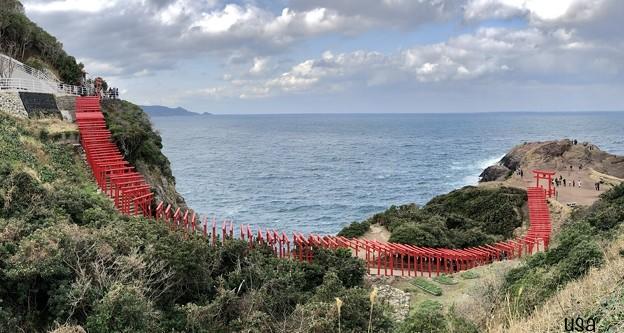 panorama元の隅稲荷神社