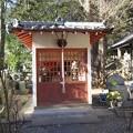 写真: 福禄寿尊はこちらです