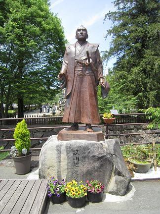 江川太郎左衛門英龍さん