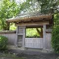 Photos: 江川邸 裏門