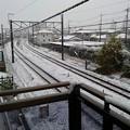 Photos: 駅の方角