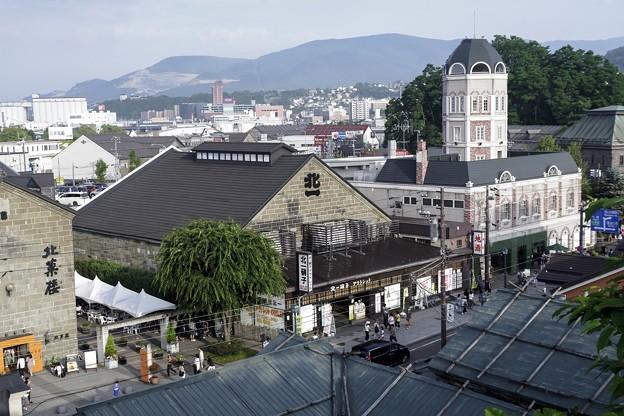 ガラスの街・小樽/堺町通り商店街