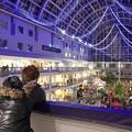 Christmas tree in the atrium 1