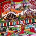 写真: 開拓村の雛祭り