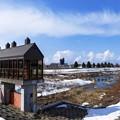 Photos: 見なれた景色/中の川斑雪