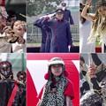 Photos: YOSAKOIソーラン祭り/顔顔