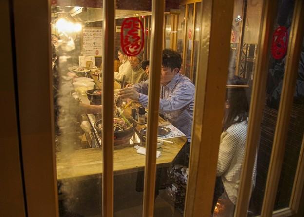 one's appetite / Genghis Khan is the comfort food of Hokkaido.