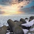 「dramatic 流氷が来た日」