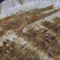 柳葉魚を食らう