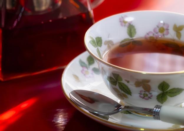 【番外 モノコン】 土曜午後の Orange Pekoe Tea