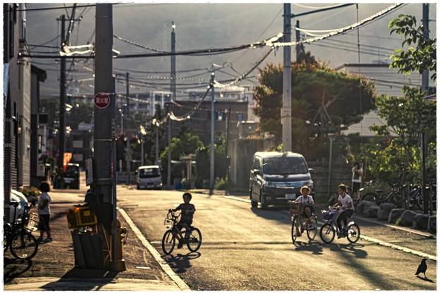 image 昭和/三丁目の夕日っぽく