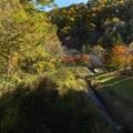 橋のある風景 -晩秋-