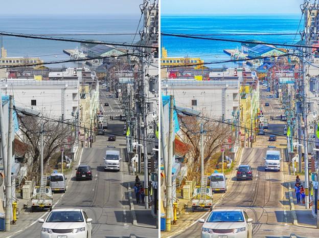 Photos: 小樽・船見坂 HDR改