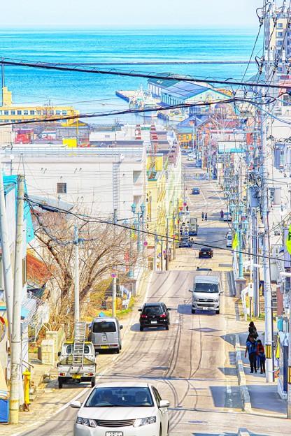 Photos: 小樽・船見坂/非現実/