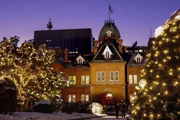 LIGHT-UP 赤れんが庁舎