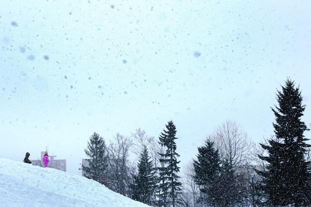 frozen lens