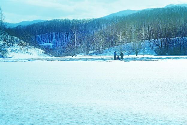 snowscape vol.1 「何もない公園」