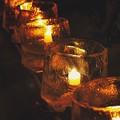 Photos: ice candle