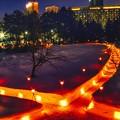 Photos: orange way