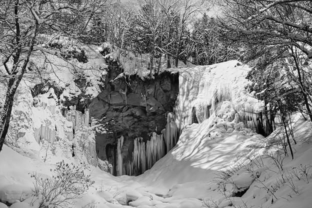 春日陰 ― icefall ―