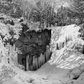 Photos: 春日陰 ― icefall ―