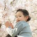写真: 春の風を感じて